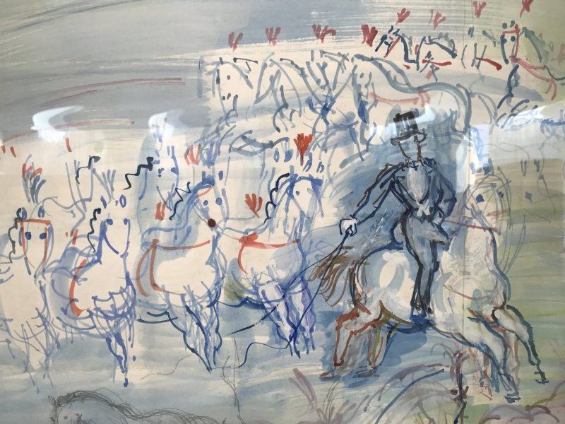 Exposition Raoul Dufy Musee Cocteau Menton 15