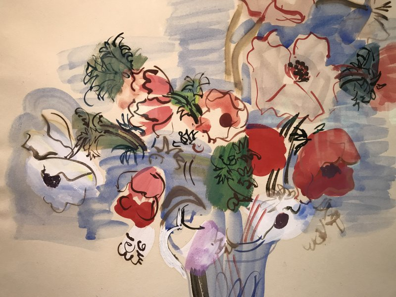 Exposition Raoul Dufy Musee Cocteau Menton 16