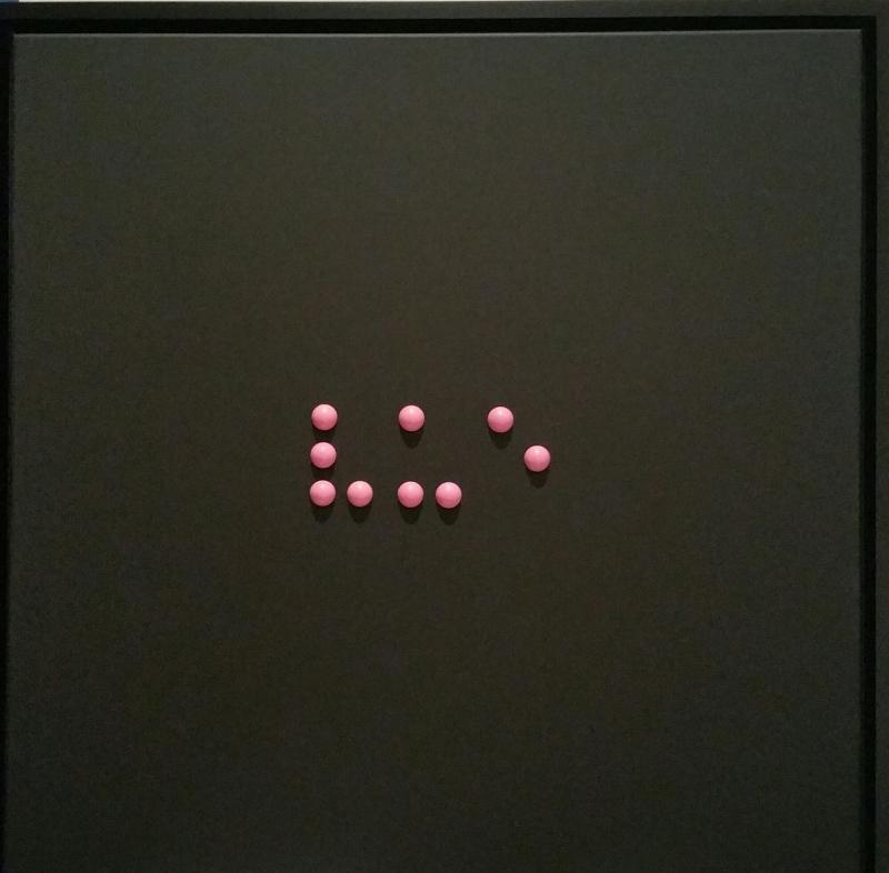 Frédéric Vayr, A la lumière du braille