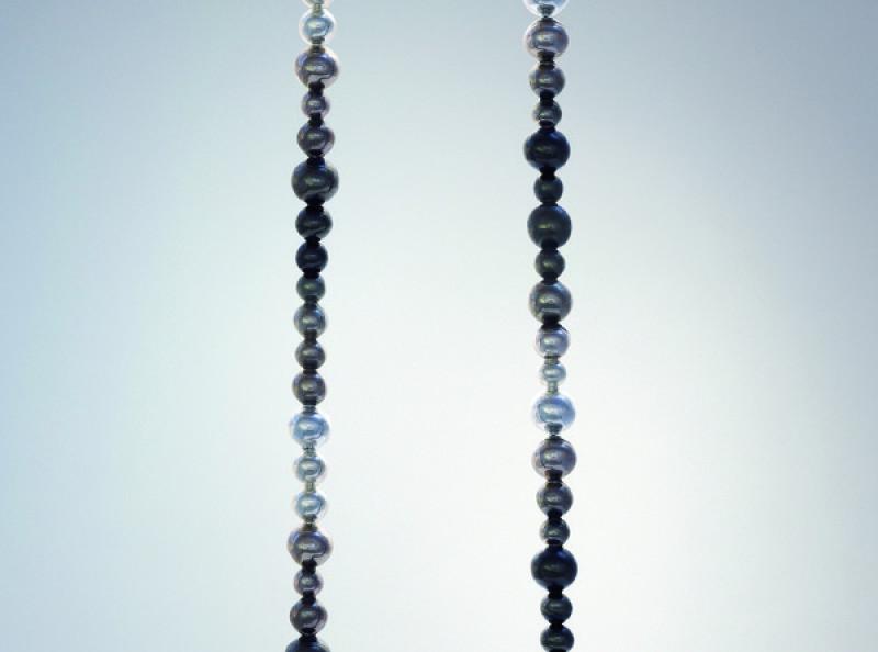 Jean-Michel Othoniel, The Gigantic Necklace, 2012, CRAC Sète