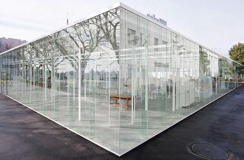 Junya Ishigami, Fondation Cartier