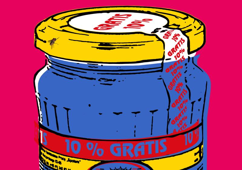 Majonez, - Exposition Pop Art voir plus a Montelimar