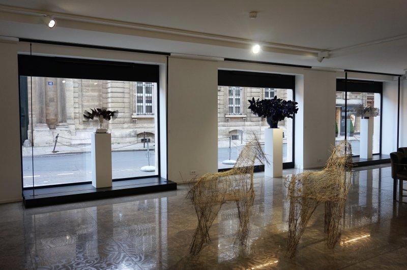 Manolo Valdes Opera Gallery 418