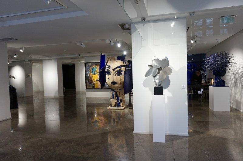 Manolo Valdes Opera Gallery