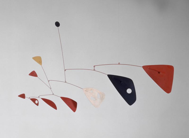 Calder Alexander, Mobile, musée Soulages