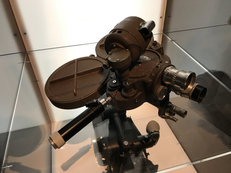 Musée des Confluences - exposition Lumière cinéma - Lyon