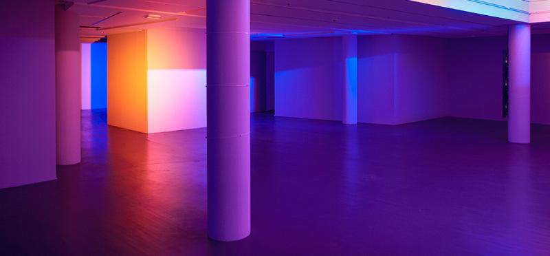 Nathalie Junod Ponsard, L'épaisseur de la lumière, 2013