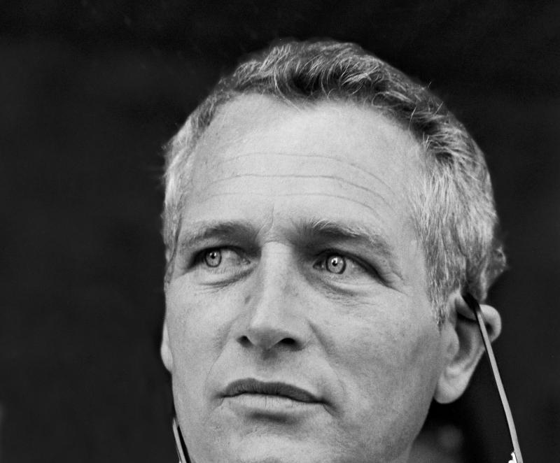 ARCHIVES -  PAUL NEWMAN EN CONFERENCE DE PRESSE POUR SON FILM