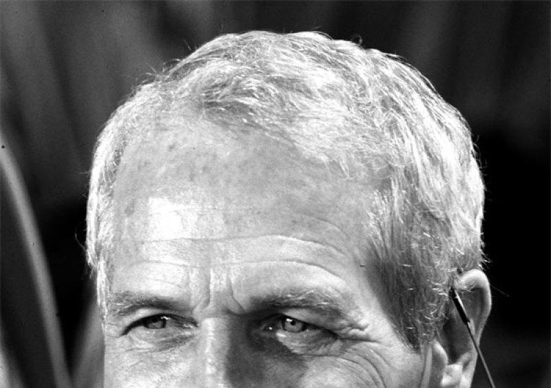 Paul Newman-Cannes 1987