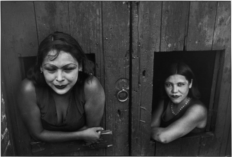 MEXICO. Mexico City. Prostituées. Calle Cuauhtemoctzin. 1934.
