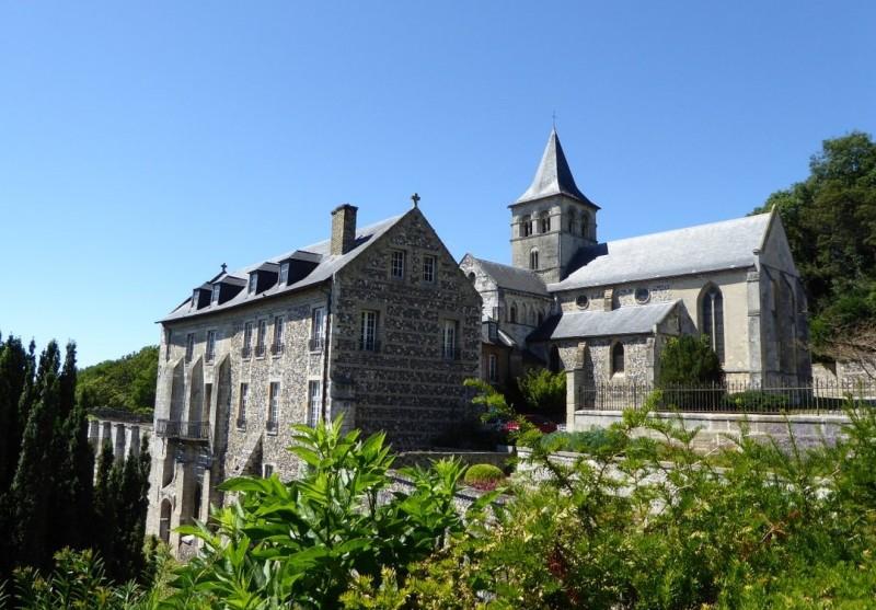 Abbaye de Graville, Le Havre, expo in the city, journées européennes du patrimoine, JEP