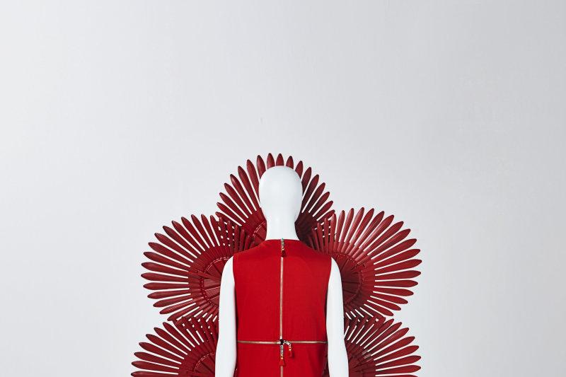 Alexander Ruth, La mode coréenne à l'honneur, Musée des arts décoratifs