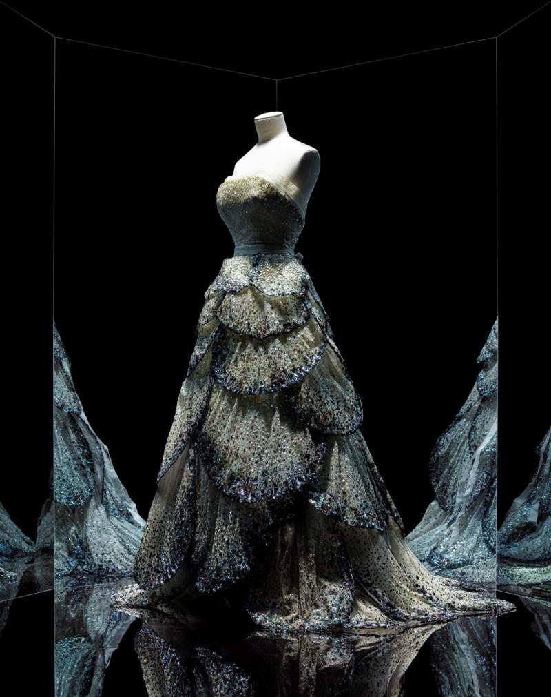 Christian Dior, robe Junon, 1949, Musée des Arts Décoratifs