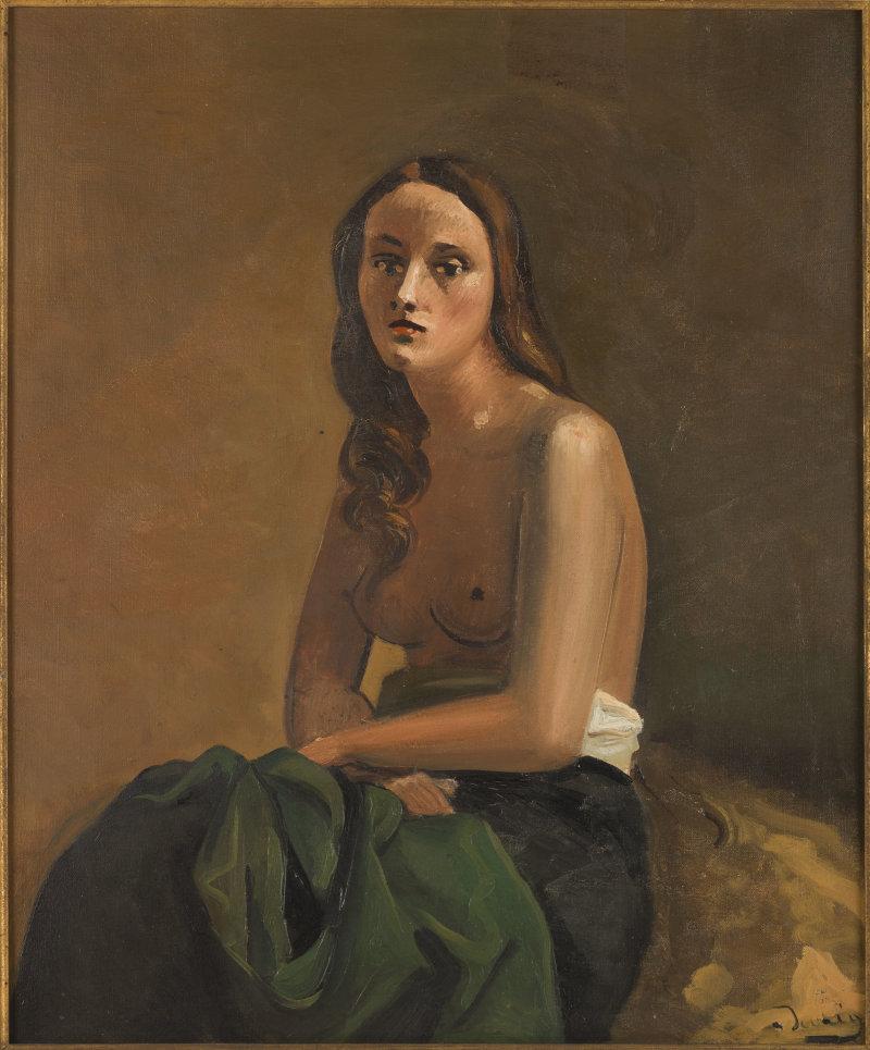 André Derain (1880-1954).