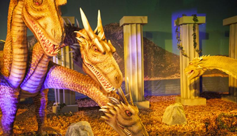 Dragonland, Porte de Versailles