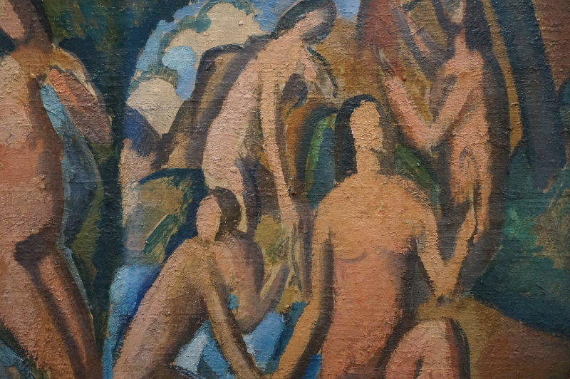 Expo Derain, Balthus, Giacometti - Musée d'Art Moderne de Paris