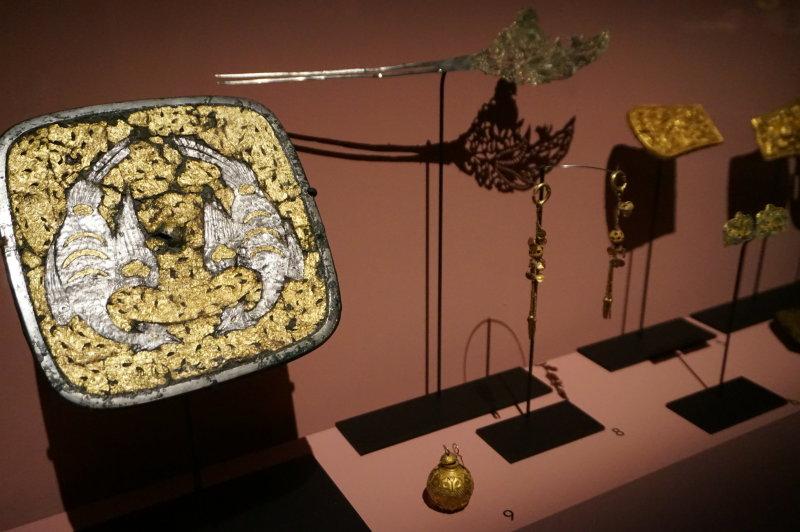 Expo 113 ors d'Asie - Musée Guimet