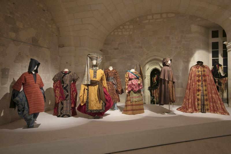 Expo Barockissimo, Abbaye aux Dames