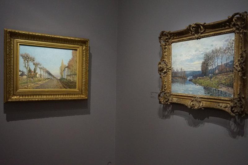 Expo Sisley l'impressionniste - Caumont Centre d'Art