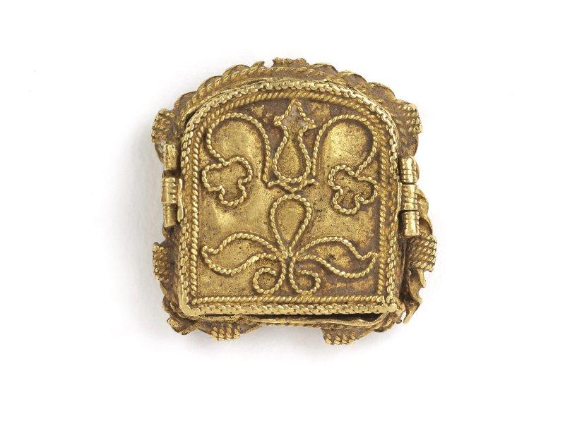 Expo Trésors de la fin du Moyen-Âge, Château de Chateaubriant - 882-1-510