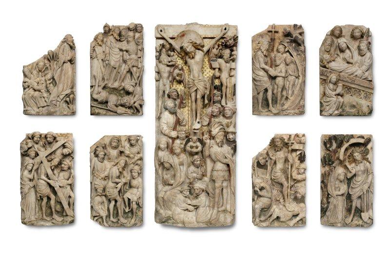 Expo Trésors de la fin du Moyen-Âge, Château de Chateaubriant - 896-1-1