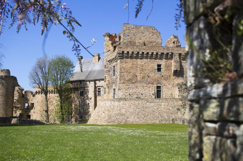 Expo Trésors de la fin du Moyen-Âge, Château de Chateaubriant