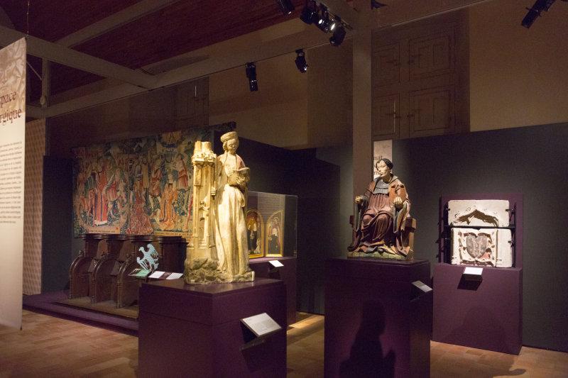Exposition - Trésors de la fin du Moyen Âge Du 9 juin au 17 septembre 2017 - Château de Châteaubriant