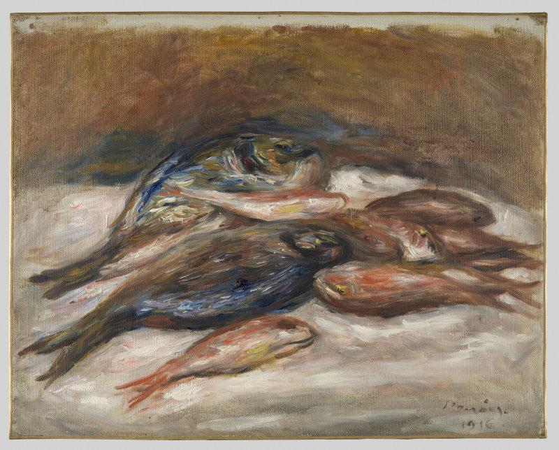 Renoir Auguste (1841-1919). Paris, musée national Picasso - Paris. RF1973-85.