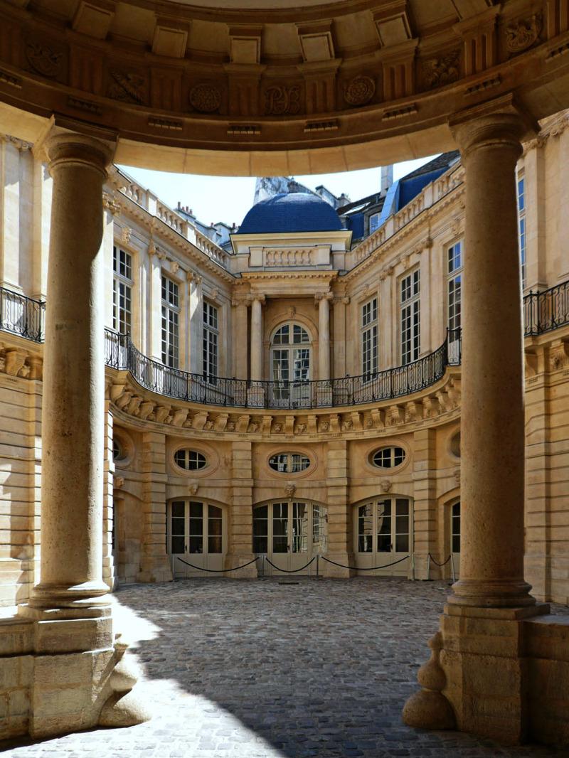 Hôtel Beauvais, Paris, expo in the city, journées européennes du patrimoine, JEP 2017