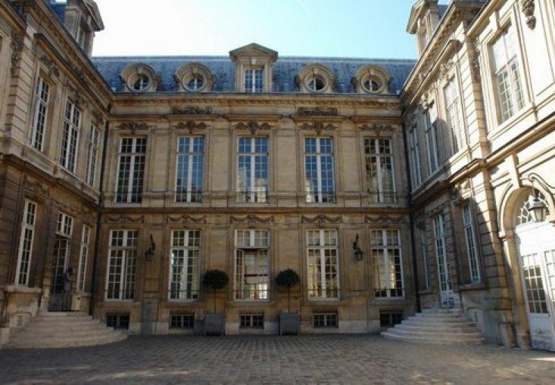 Hôtel d'Aumont, expo in the city, Paris, journées européennes du patrimoine, JEP 2017