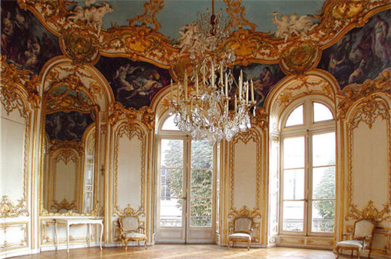 Hôtel de Soubise, archives nationales, expo in the city, Paris, journées européennes du patrimoine, JEP 2017