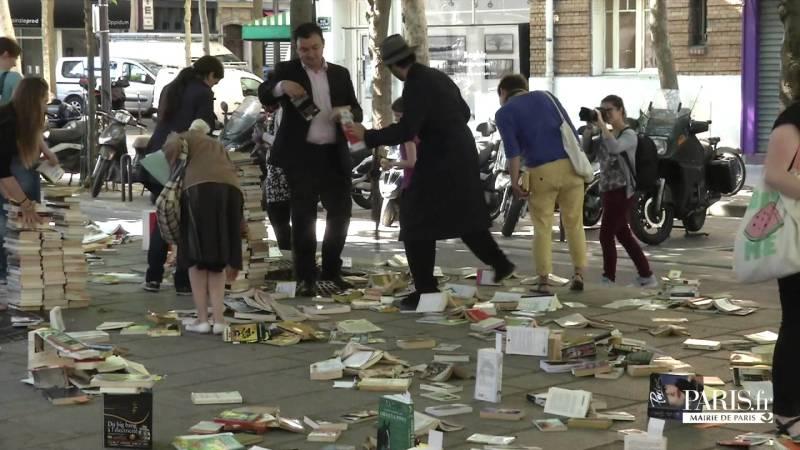 La chasse aux tresors de paris, le 8 juillet 2017 2