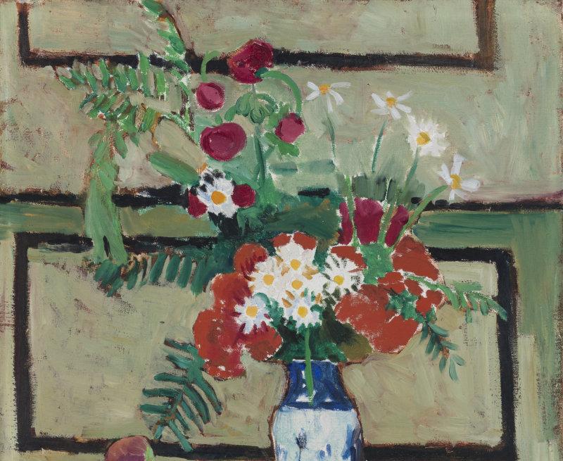 Matisse fleurs et fruits 1909
