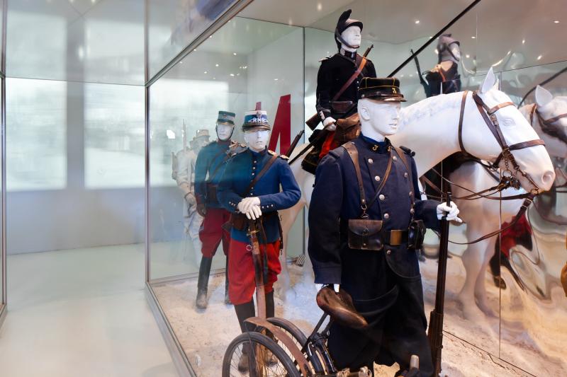Musée de la grande guerre, Meaux - Collections permanentes