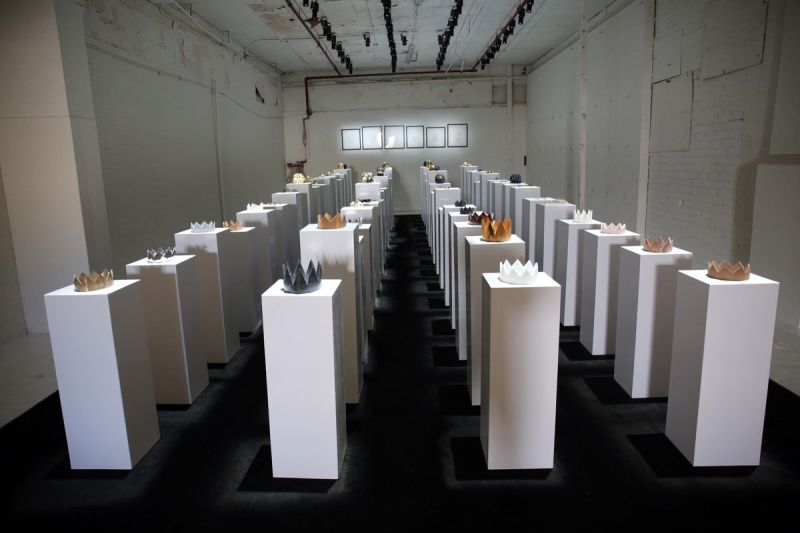 Exposition Simon Birch, 14th factory gallery, expo in the city, actu