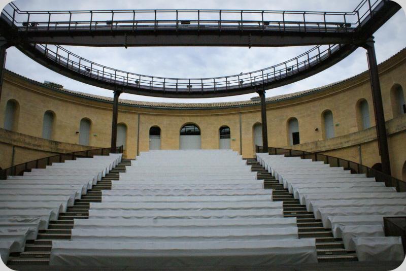 Agora Cité de la Danse Montpellier Journées Européennes du Patrimoine 2017
