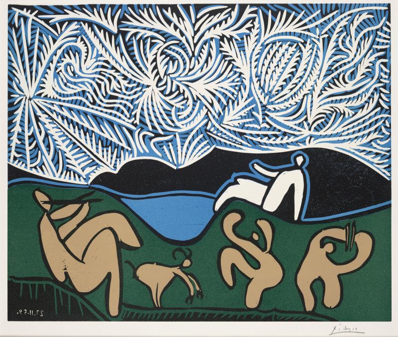 Paris, musée national Picasso – Paris, Inv. MP3472 ©RMN-Grand Palais (musée national Picasso - Paris) / Mathieu Rabeau