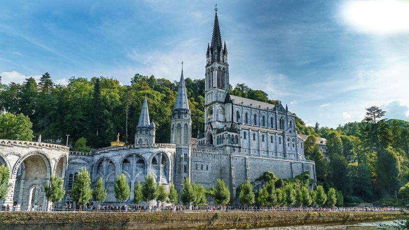 Basilique Notre-Dame du Rosaire à Lourdes - Journées Européennes du Patrimoine 2017