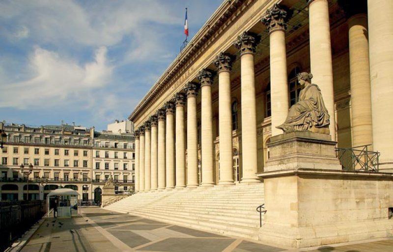 Bourse de Paris Palais Brongniart - Journées européennes du patrimoine 2017