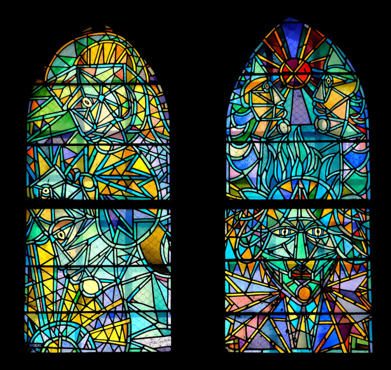 Eglise Saint-Maximin à Metz - Journées européennes du patrimoine 2017