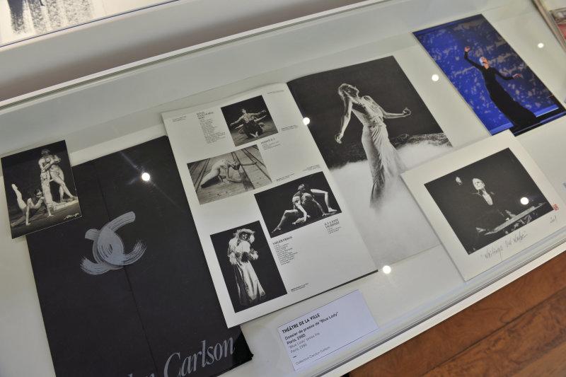 Expo Carolyn Carlson - Piscine de Roubaix