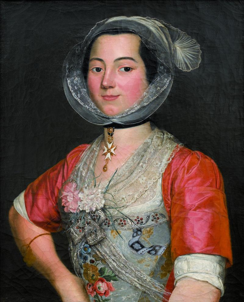 Raspal Antoine (1738-1811). Marseille, musée Grobet Labadié. GL563.