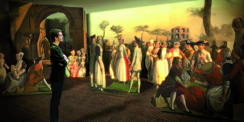 Exposition Raspal, Musée Fragonard, Grasse