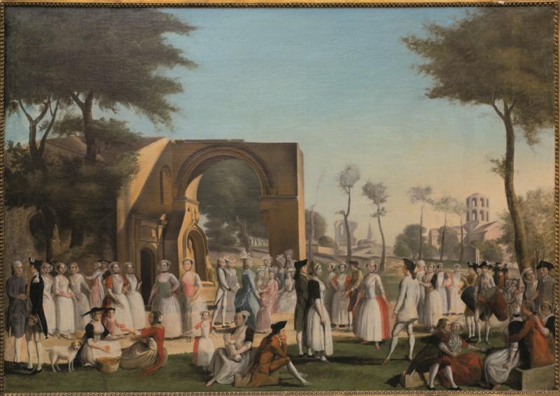 Expo Raspal, Musée Fragonard, Grasse