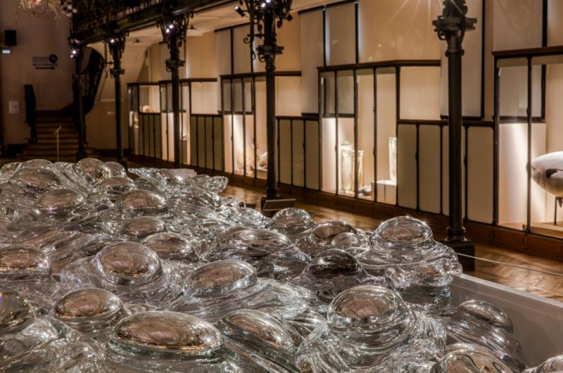 Philippe Pasqua, Exposition BORDERLINE -Musée Océanographique de Monaco -