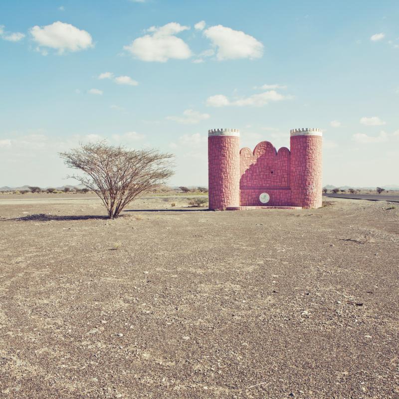 Falaj al Harth. Sultanat d'Oman 2013