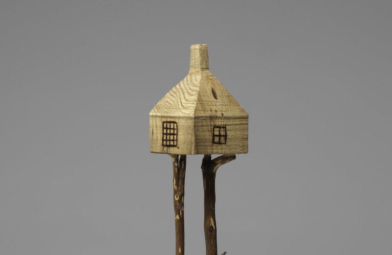 Fujimori Terunobu (né en 1946). Paris, Centre Pompidou - Musée national d'art moderne - Centre de création industrielle. AM2016-2-122.