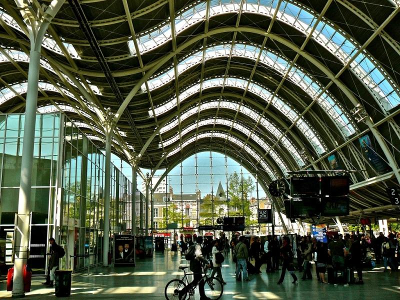 Gare d'Orléans - Journées Européennes du Patrimoine 2017