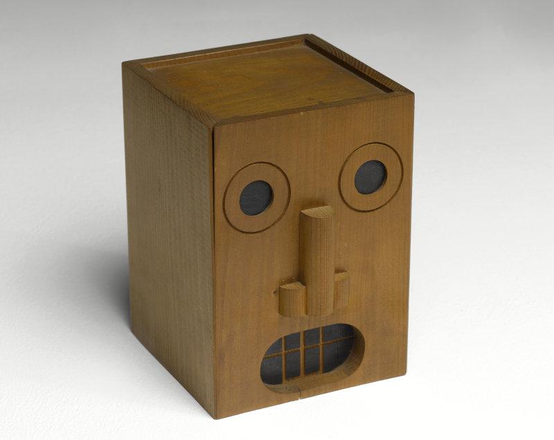 Yamashita Kasumasa (né en 1937). Paris, Centre Pompidou - Musée national d'art moderne - Centre de création industrielle. AM2011-2-27.