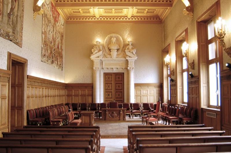 La Cour des Comptes - Journées européennes du patrimoine 2017